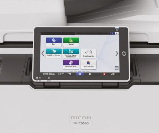 Ricoh Smart Operation Panel