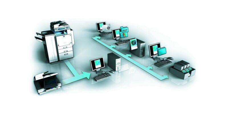 Ricoh smart integration illustration